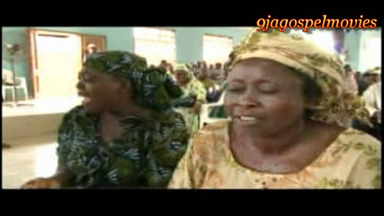 AFRICAN MOVIE- WITCHCRAFT IN THE CHURCH